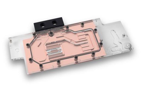 EK debuts NVIDIA Titan X water blocks