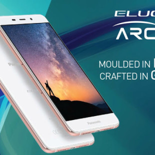 Panasonic debuts the Eluga Arc 2 smartphone