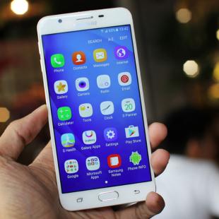 Samsung readies the Galaxy J7 Prime smartphone
