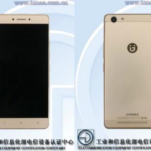 TENAA leaks the Gionee M6 Mini smartphone