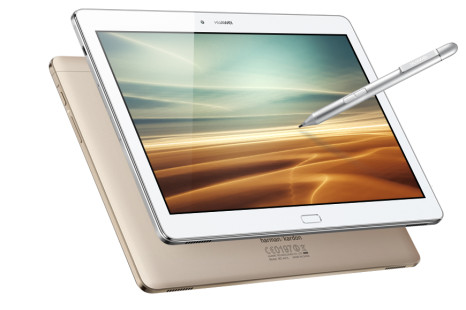 Huawei prepares the MediaPad M3 tablet