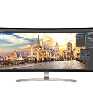LG plans two new curved monitors