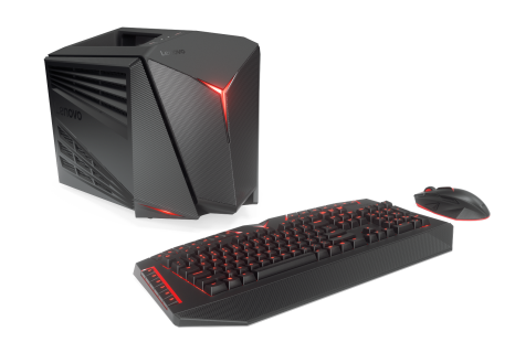 Lenovo reveals the IdeaCentre Y710 Cube gaming PC