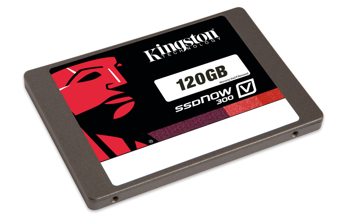 Liqid Kingston SSD