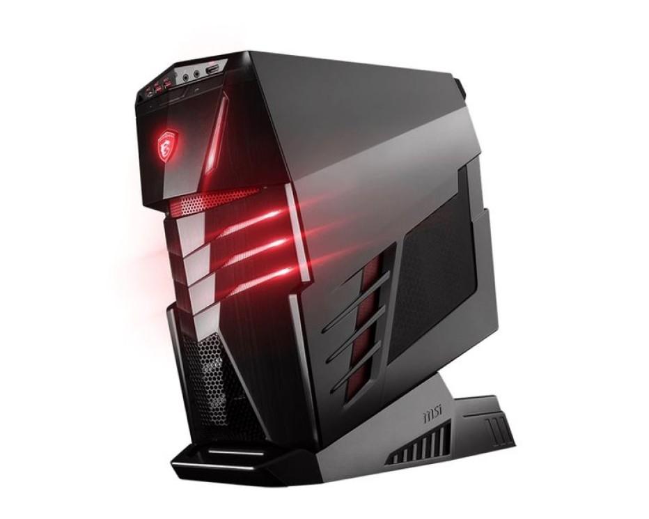 MSI unveils the Aegis Ti hardware specs