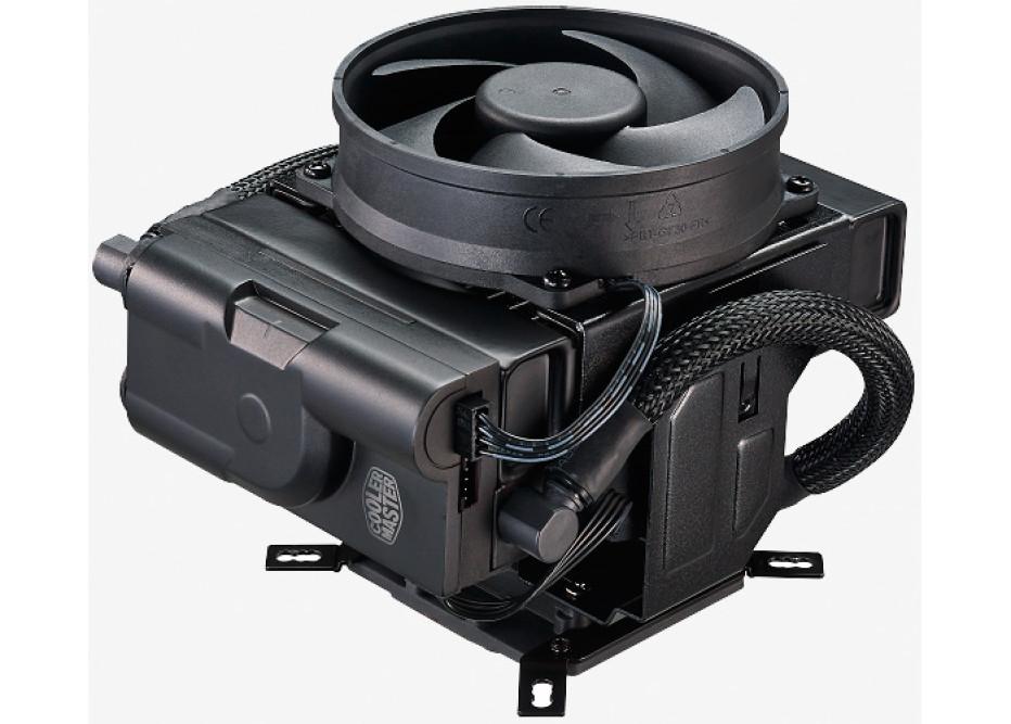 Cooler Master reveals the MasterLiquid Maker 92 CPU cooler