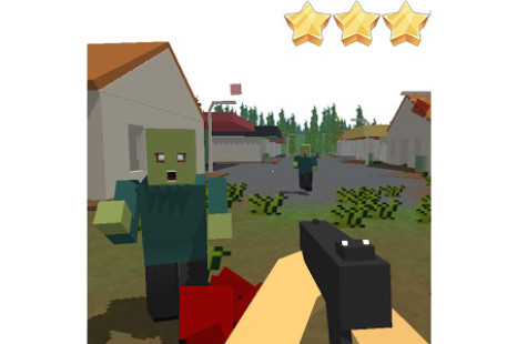 Pixel Zombies Hunter