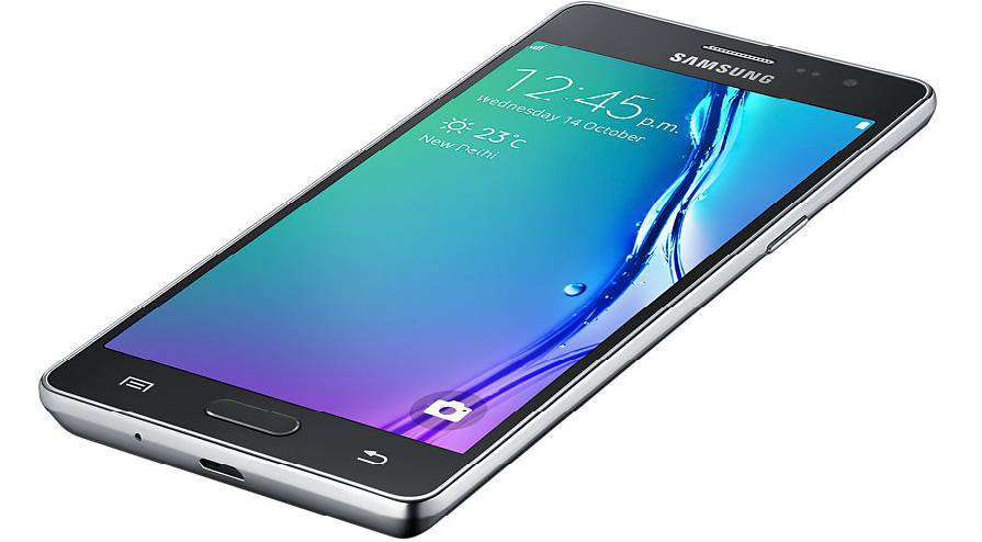 Samsung Z2 smartphone