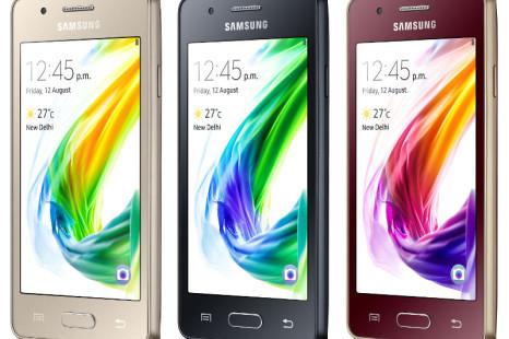 Samsung presents the Z2 smartphone