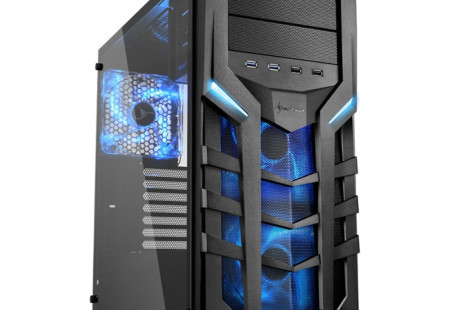 Sharkoon reveals the DG7000-G computer chassis