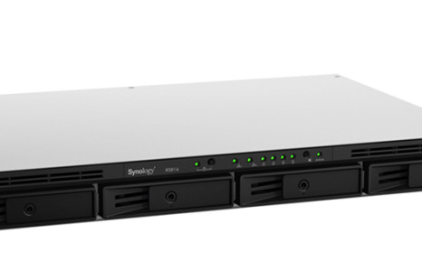 Synology debuts the RackStation RS816 server