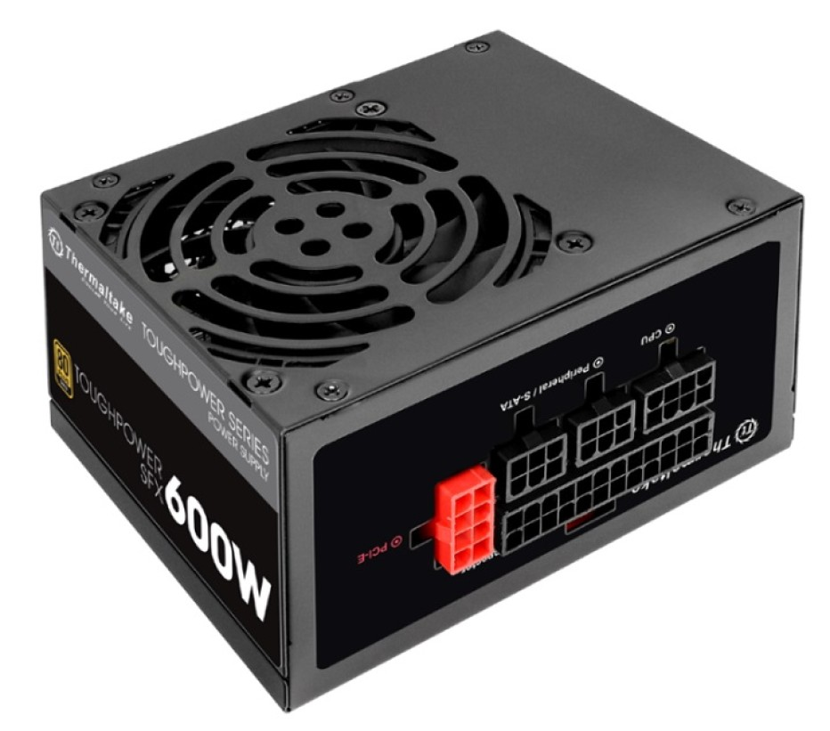 Thermaltake reveals SFX Gold power supplies