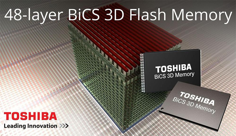Toshiba BiCS