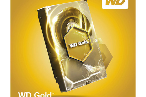 WD adds 10 TB model to its Gold hard drive line