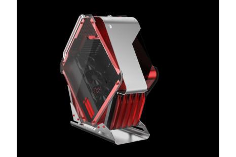 X2 announces the Siryus computer case