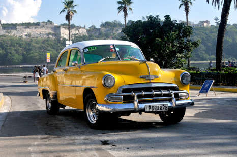 You have heard about Cuban cigars, right? But what about Cuban automobiles?