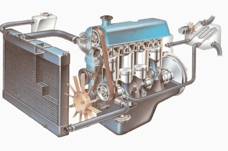 Engine's cooling system: what else should we know?