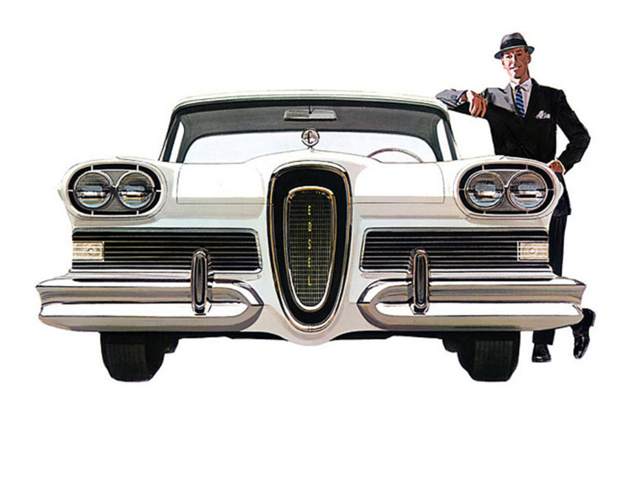 Why the Edsel project was a complete disaster? Here's some vital info!