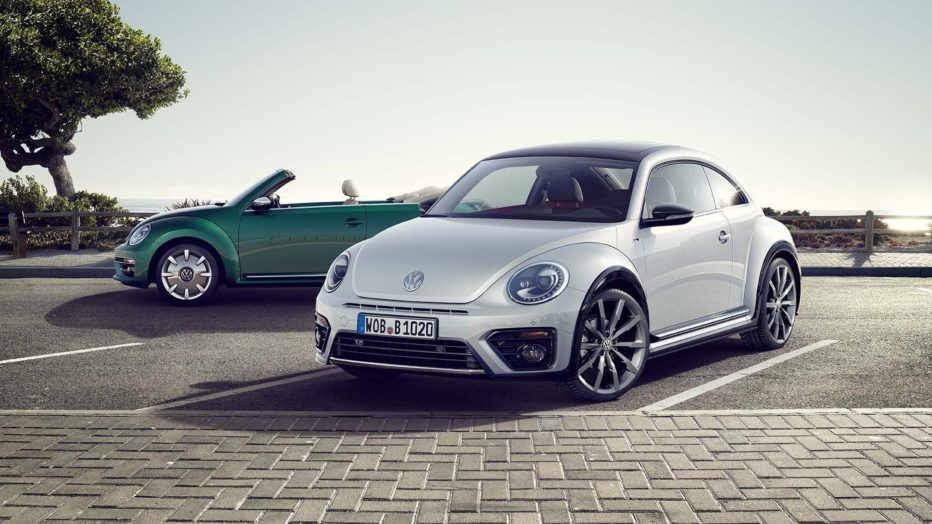 We all love the VW Beetle, don't we? Here's some more info about this icon