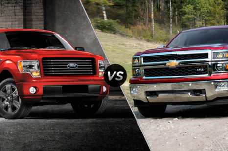 The Ford/Chevy Rivalry