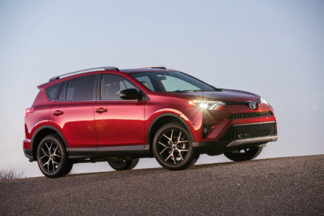 How about that 2017 Toyota Rav4?