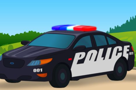 The History of Police Cars