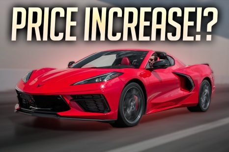 Chevy loses money on every Corvette C8 they sell!