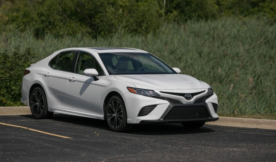 Toyota Camry Mass Air Flow Explained