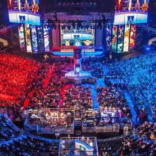 What are the Top 3 rising esports titles?