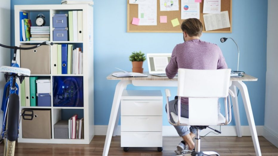 What you thought it would be like working from home vs. how it really is